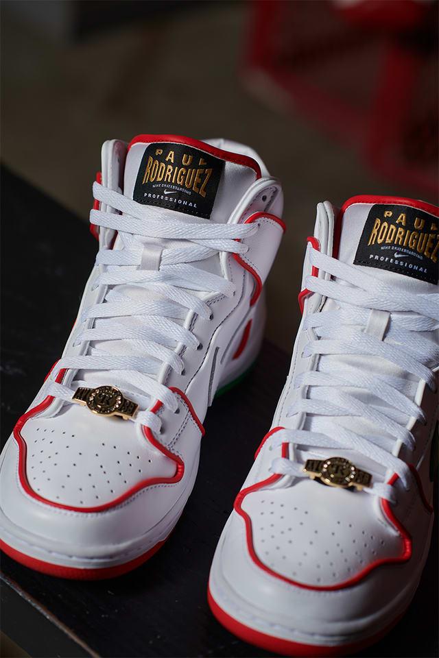 Están familiarizados Contratado proteína  SB Dunk High 'Paul Rodriguez' Release Date. Nike SNKRS