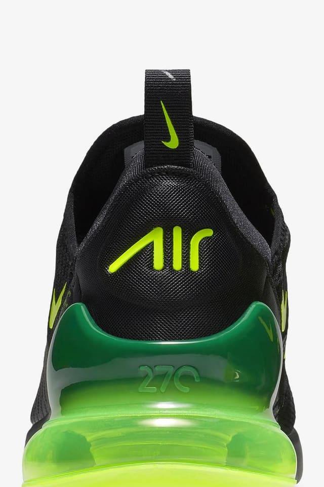 air max 270 oil grey