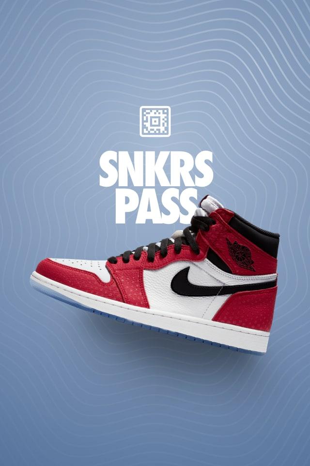 Air Jordan 1 'Origin Story' SNKRS Pass