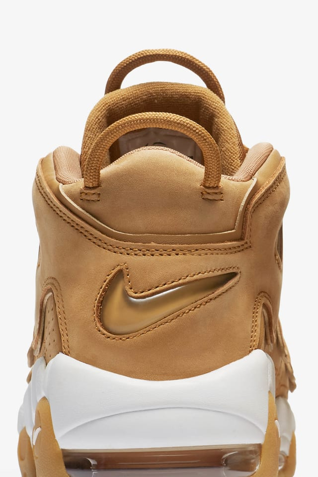 Nike Air More Uptempo 'Flax' Release