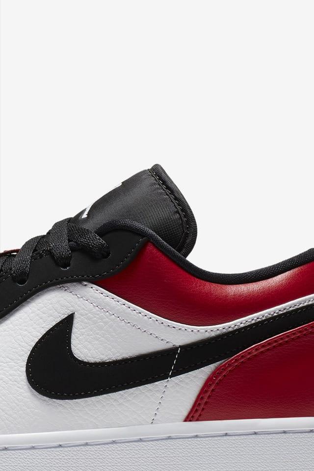 Air Jordan 1 Low Gym Red Release Date Nike Snkrs Id