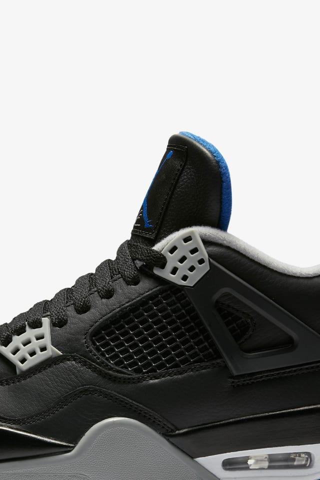 Air Jordan 4 Retro 'Motorsport'. Nike