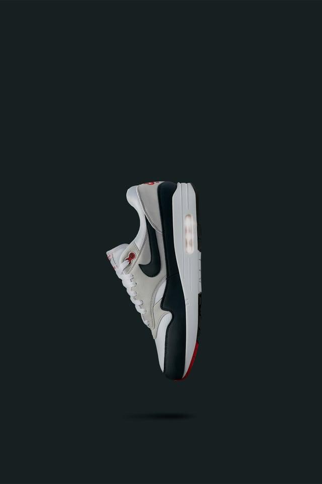 Nike Air Max 1 Anniversary 'White \u0026amp