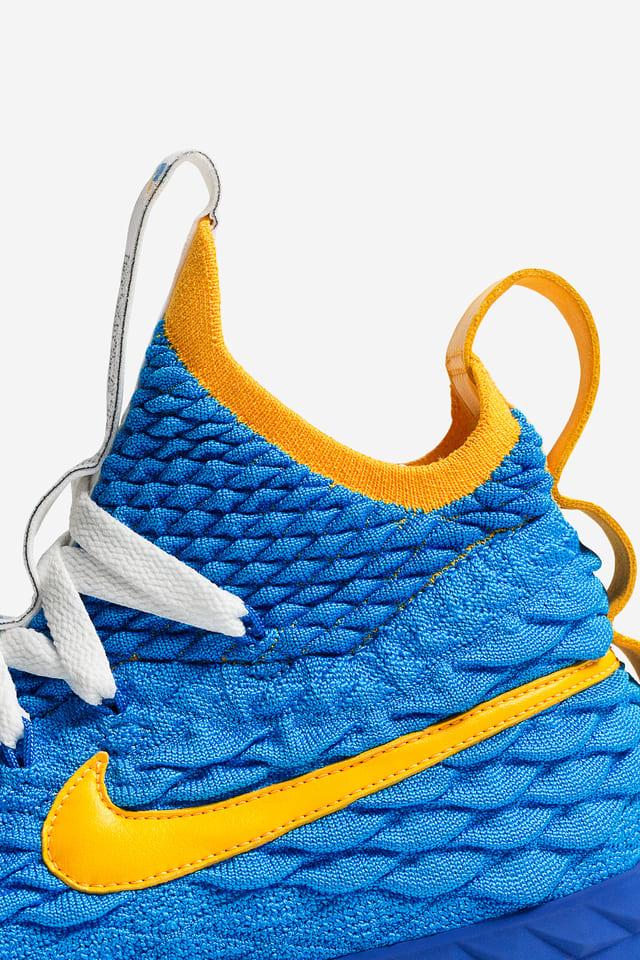 Nike Lebron Watch 'Lebron 15 Waffle