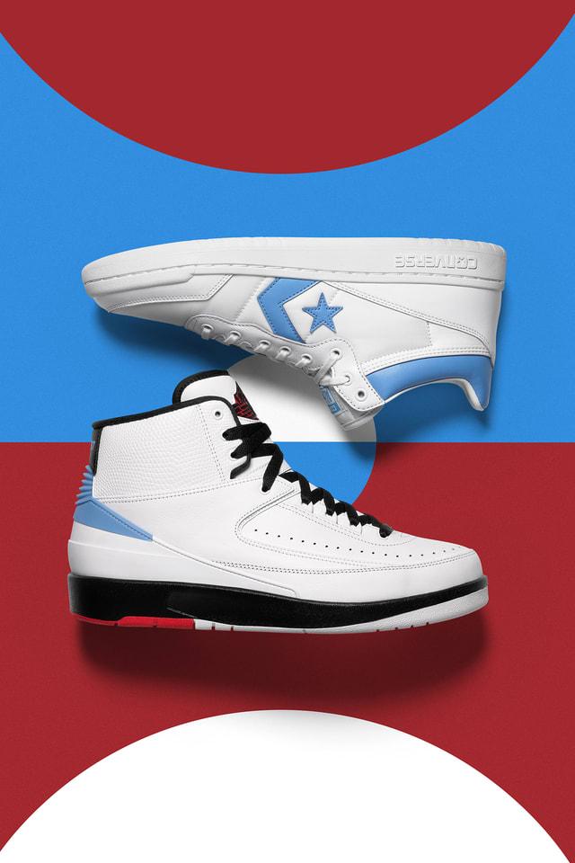 Air Jordan x Converse Pack 2017 Release