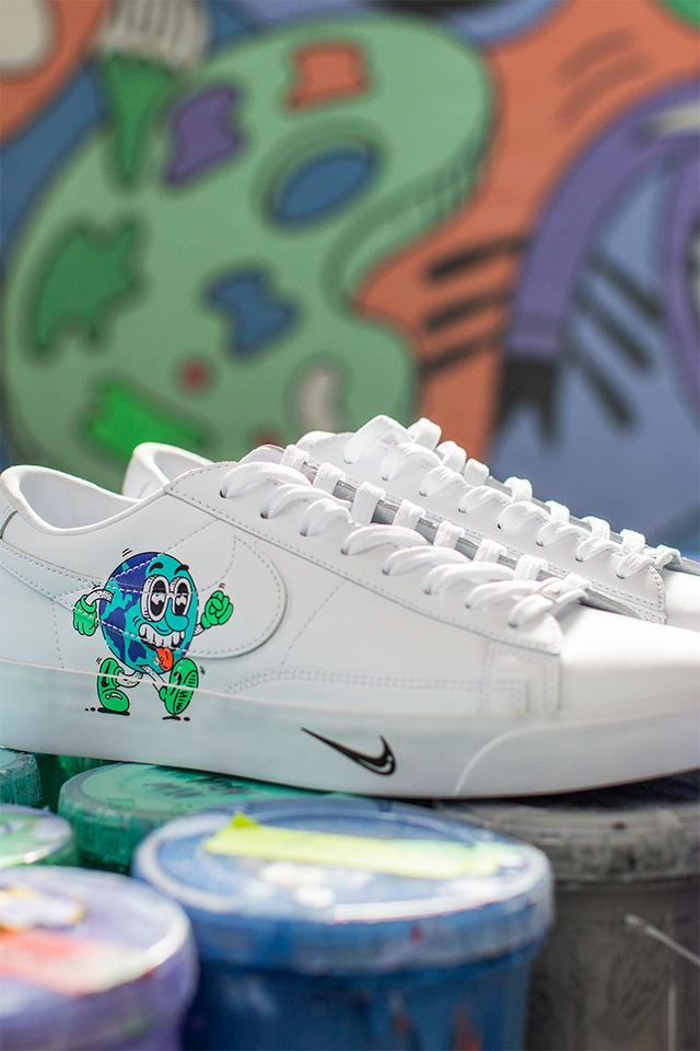 reflujo competencia Moderador  Behind the Design: Earth Day Collection. Nike SNKRS