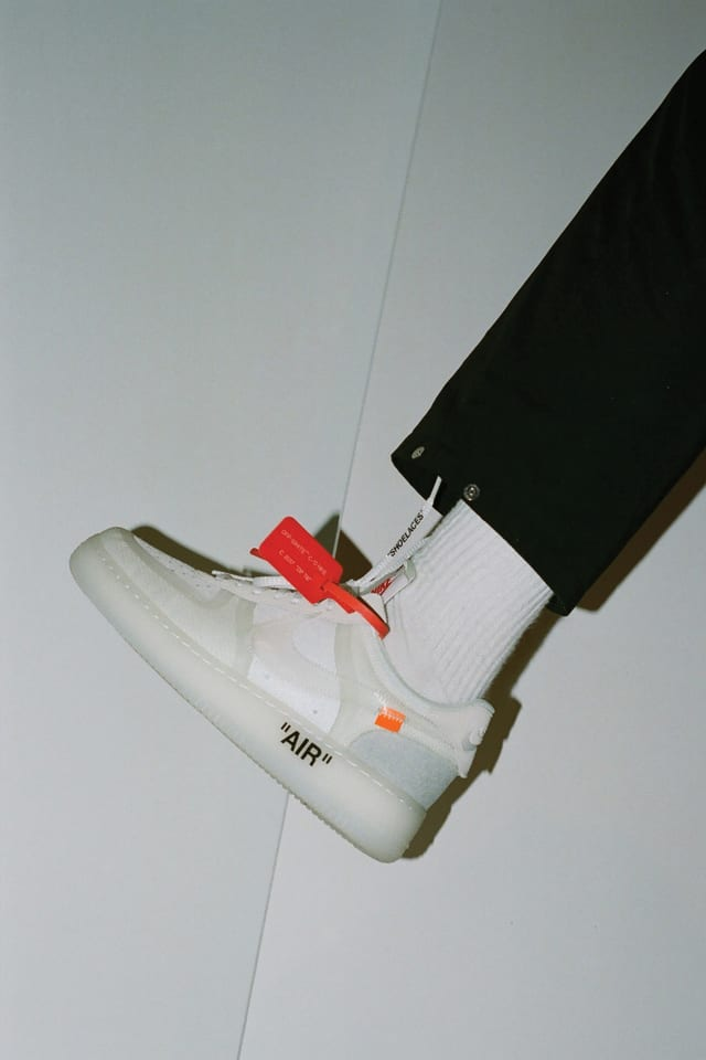 antena Menos rosado  Nike The Ten Air Force 1 Low 'Off White' Release Date. Nike SNKRS GB