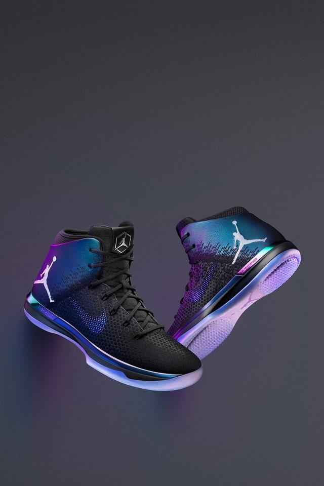 Air Jordan 31 'Gotta Shine'. Nike SNKRS