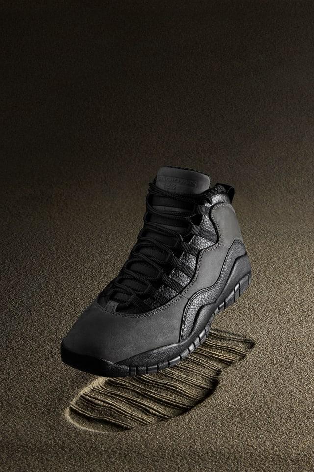 Air Jordan 10 Retro 'Shadow' Release