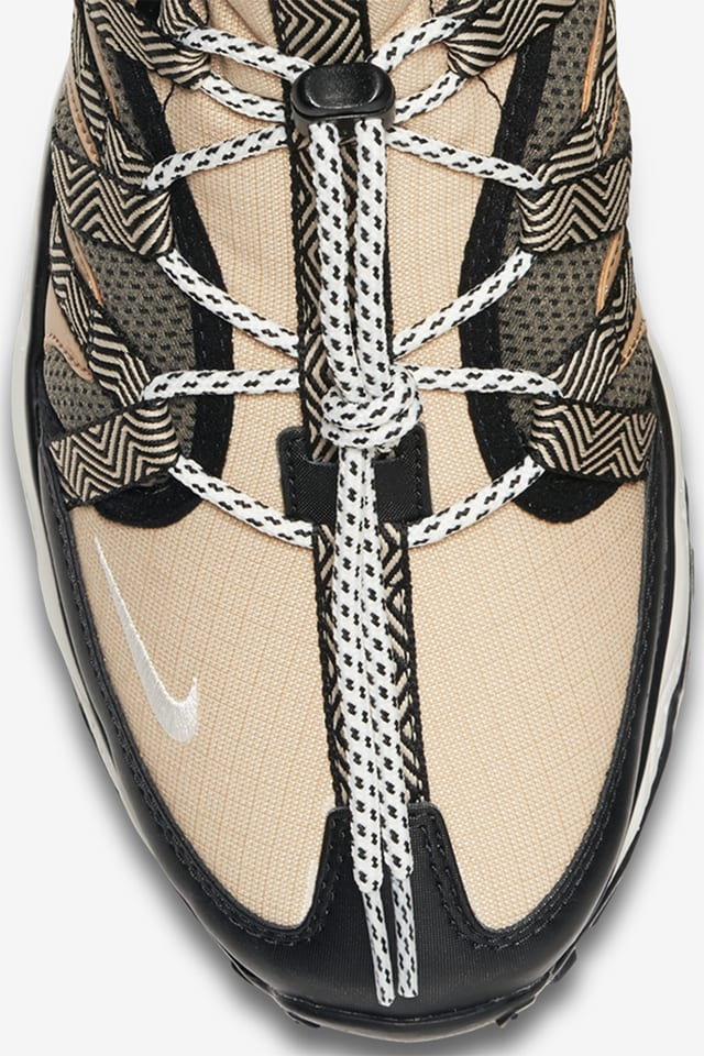 Nike Mens Air Max 270 Bowfin Black//Phantom-Desert-Cone 9.5 M US