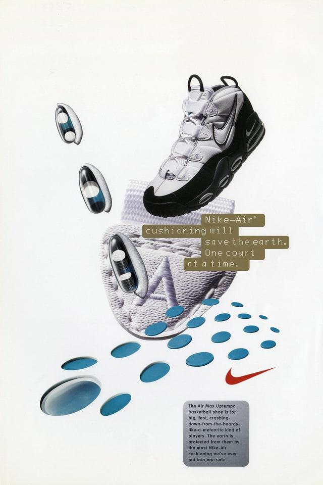 Uptempo's Finest. Nike SNKRS