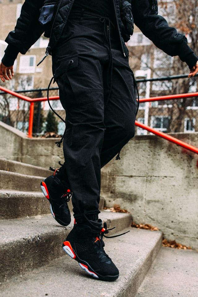 Estable Hundimiento hecho  Air Jordan 6 Retro OG 'Infared' Release Date. Nike SNKRS