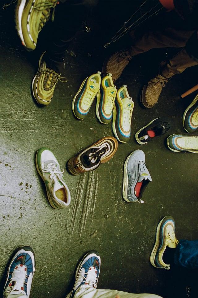 À l'origine du design : Air Max 197 Sean Wotherspoon. Nike