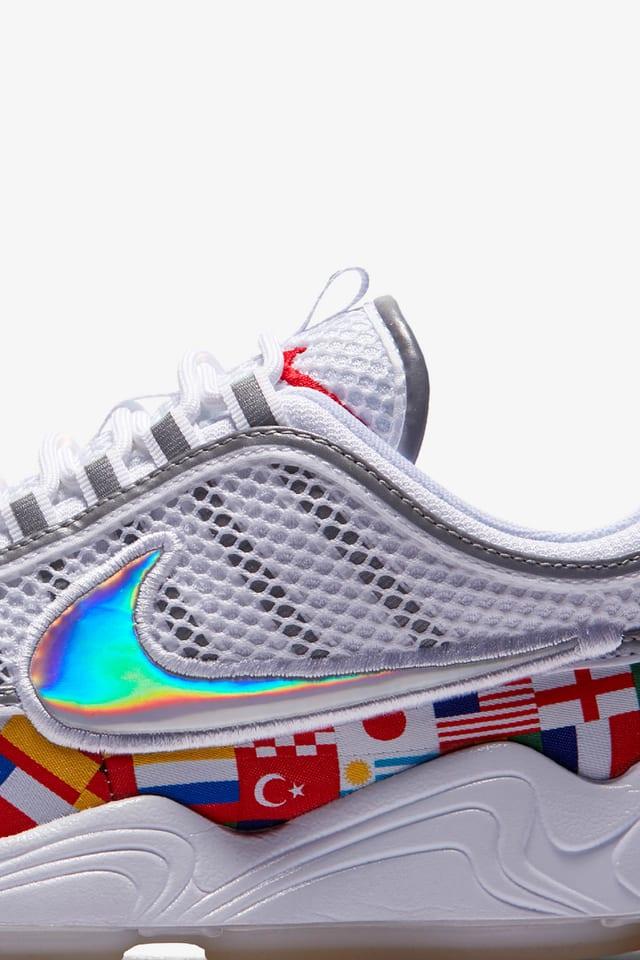 Nike Air Zoom Spiridon 'White