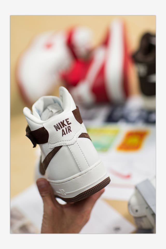 Dietro il design: Nike Air Force 1. Nike SNKRS IT