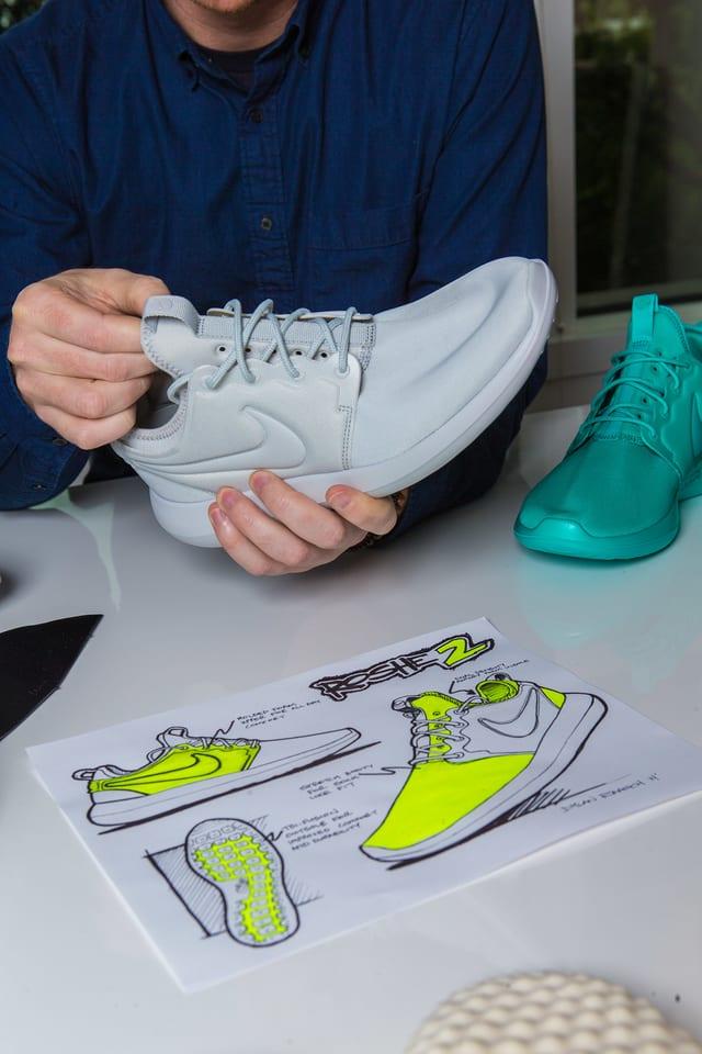 Behind the Design: Nike Roshe 2. Nike SNKRS
