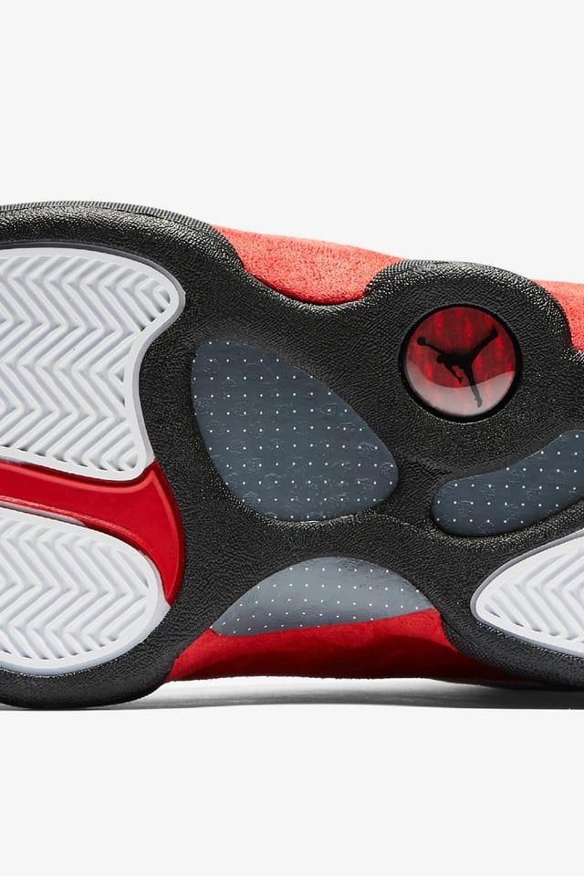 Air Jordan 13 Retro OG « White & Team Red ». Nike SNKRS FR