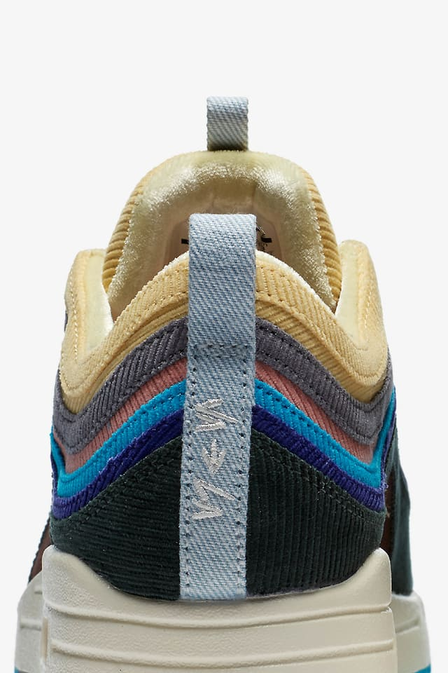 Sean Wotherspoon x Nike Air Max 197 VF Design Process