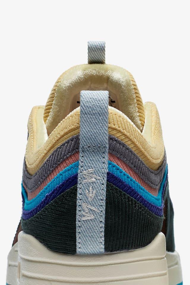 salario Frustrante Creta  Nike Air Max 1/97 'Sean Wotherspoon' Release Date. Nike SNKRS
