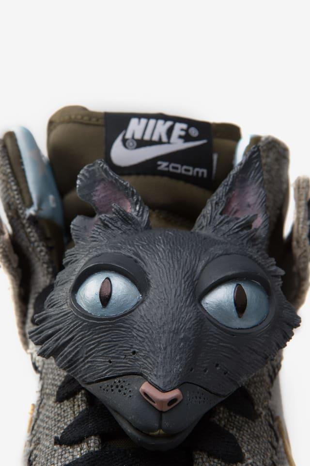 Inside The Vault Nike X Laika Nike Snkrs Hu