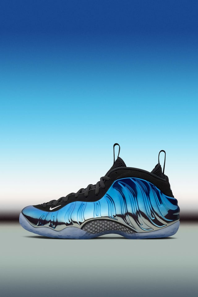 Details about NIKE AIR FOAMPOSITE ONE SAMPLE 9 ...