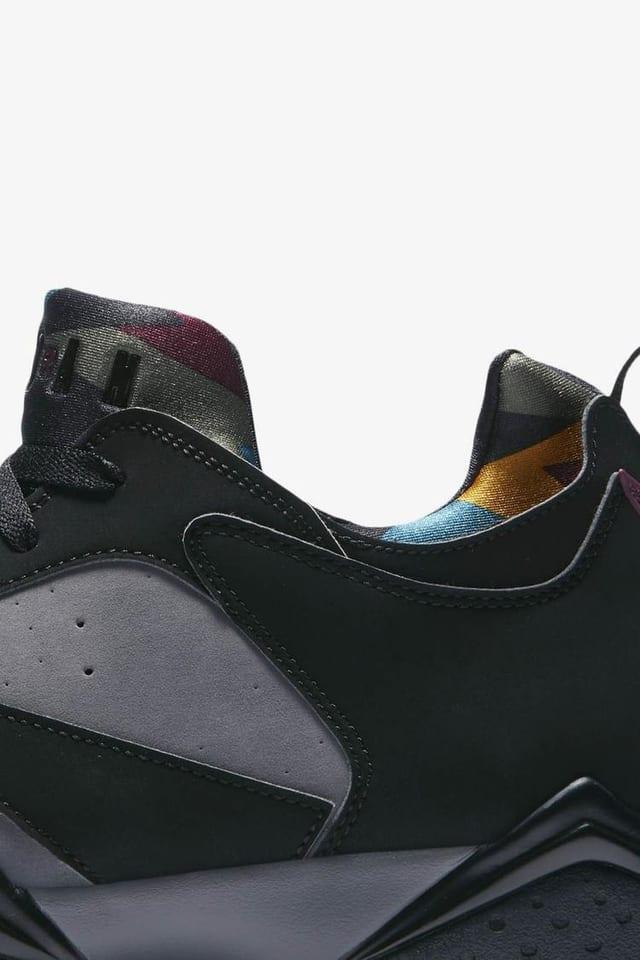 Contratista fórmula alineación  Air Jordan VII Low NRG 'Black & Bordeaux' Release Date. Nike SNKRS