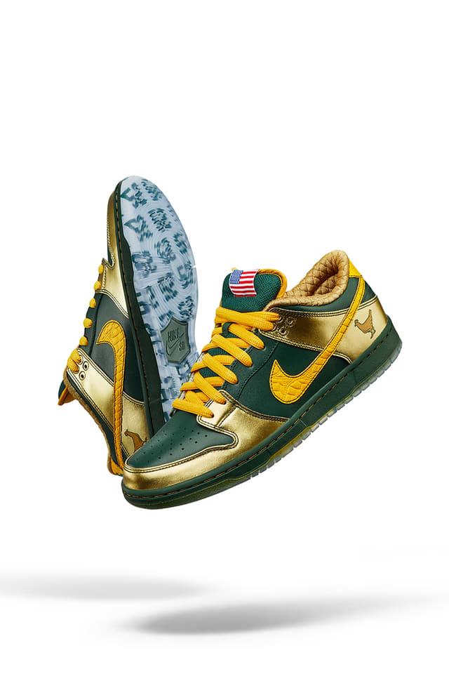 Nike SB Dunk Low Pro 'Doernbecher