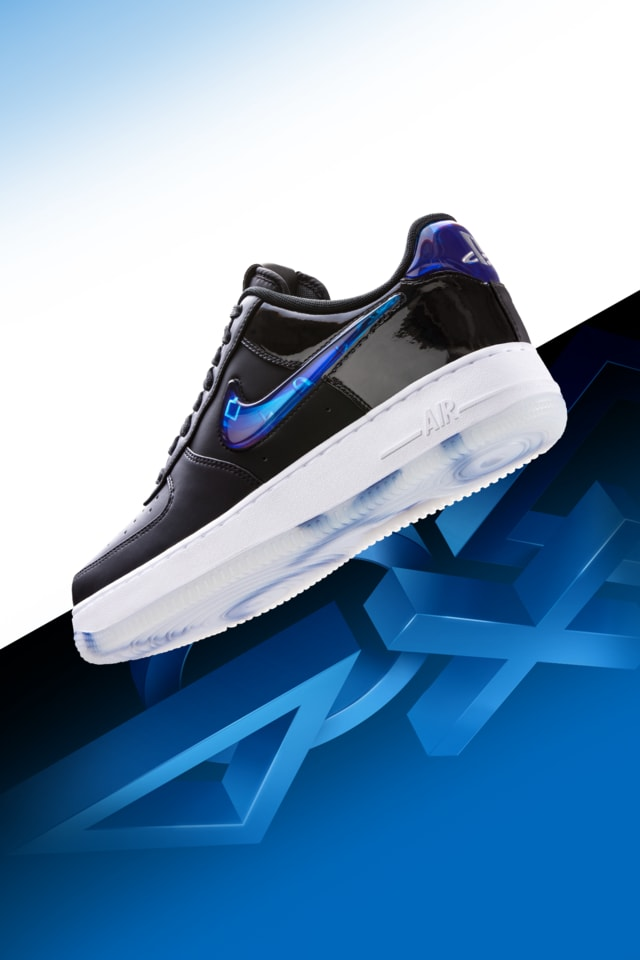 nike air force 1 low playstation 2018