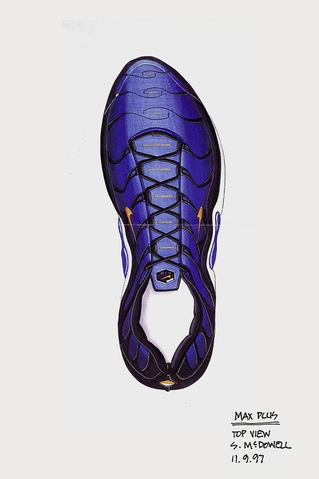 Dentro il design: Nike Air Max Plus OG. Nike SNKRS IT