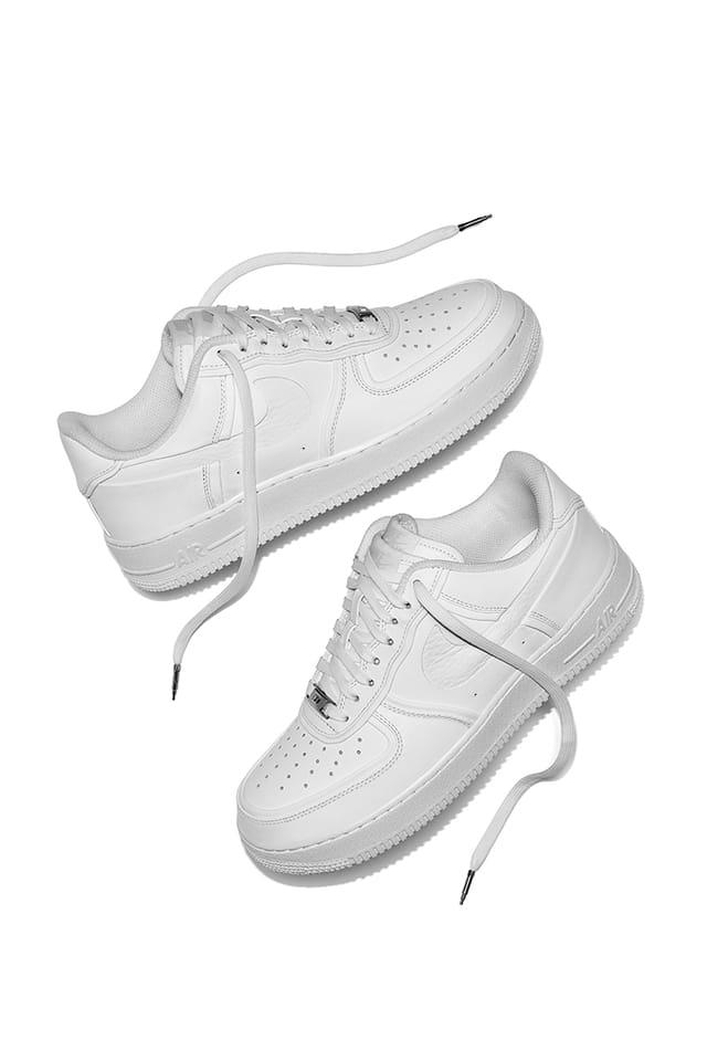 Nike Air Force 1 John Elliott 'White