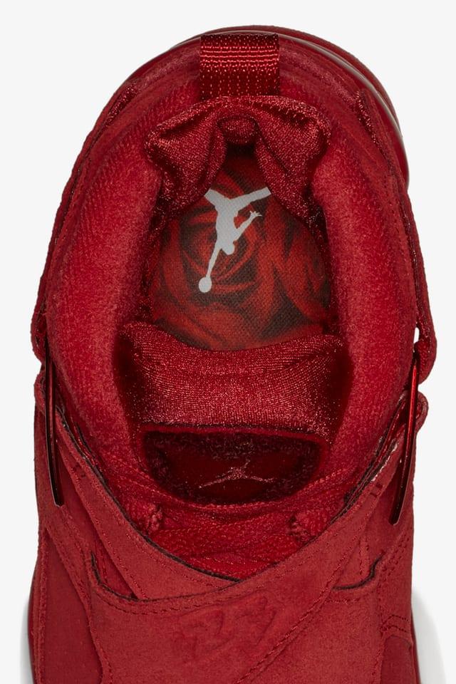 Womens Air Jordan 8 'Valentines Day