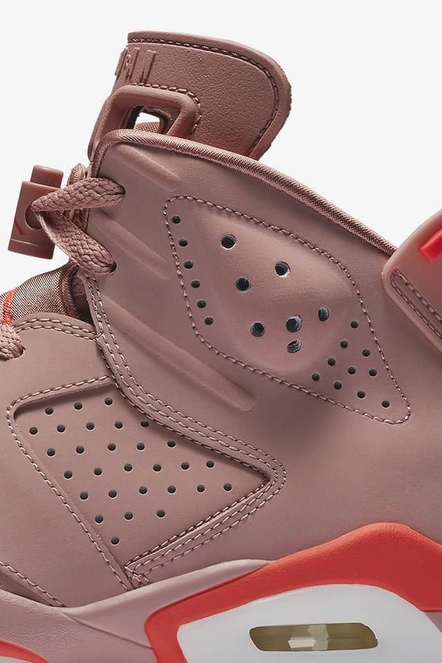 Air Jordan 6 Retro NRG 'Aleali May