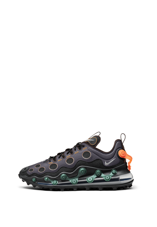 Nike Air Max 720 iSPA「Black/Reflective
