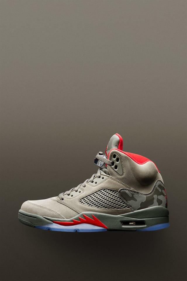 Air Jordan 5 Retro 'Dark Stucco