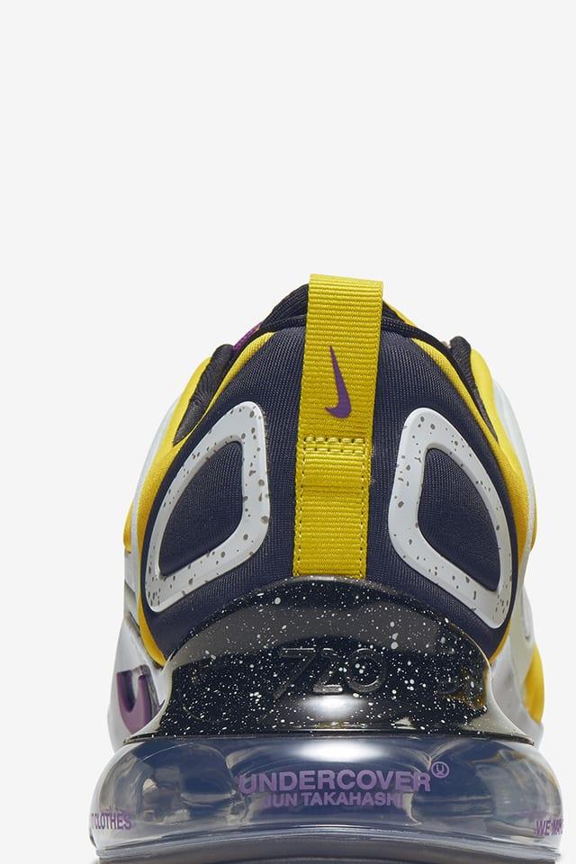 Air Max 720 Undercover Bright Citron Bright Grape Release Date