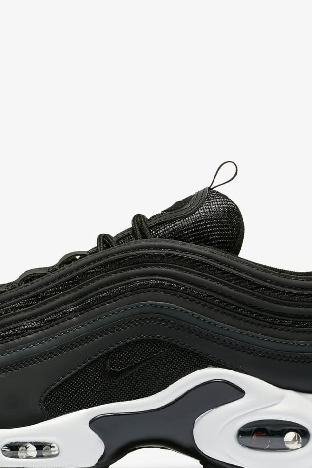 Lanseringsdatum för Nike Air Max Plus 97 'Black & White