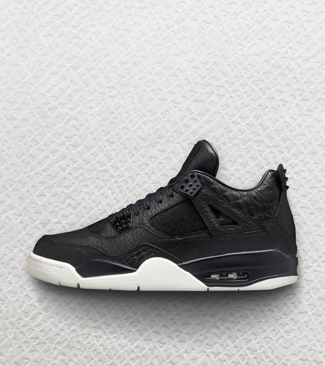 Air Jordan 4 Retro 'Pinnacle' Release