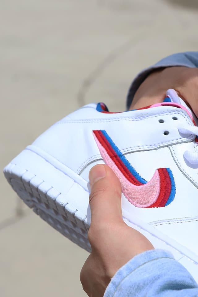 Nike SB x Parra Collection. Nike SNKRS FI
