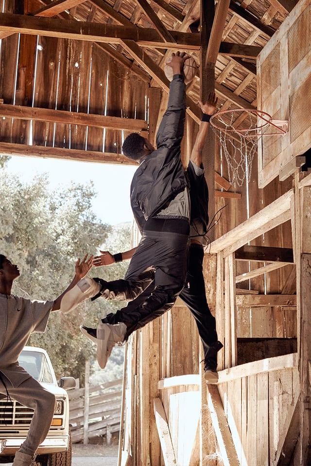 Fear of God x Nike Basketball. Nike SNKRS