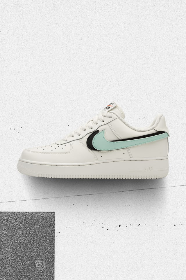 nike air force 1 low swoosh pack