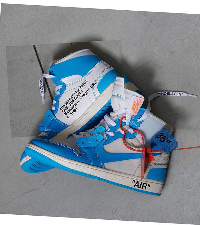 AJ1 OFF WHITE). Nike SNKRS