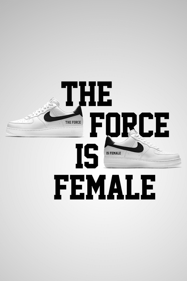 Women's Nike Air Force 1 Low iD 'The
