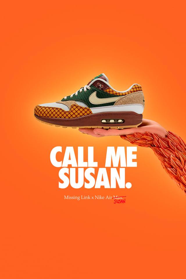 Air Max Susan 'Missing Link' Release