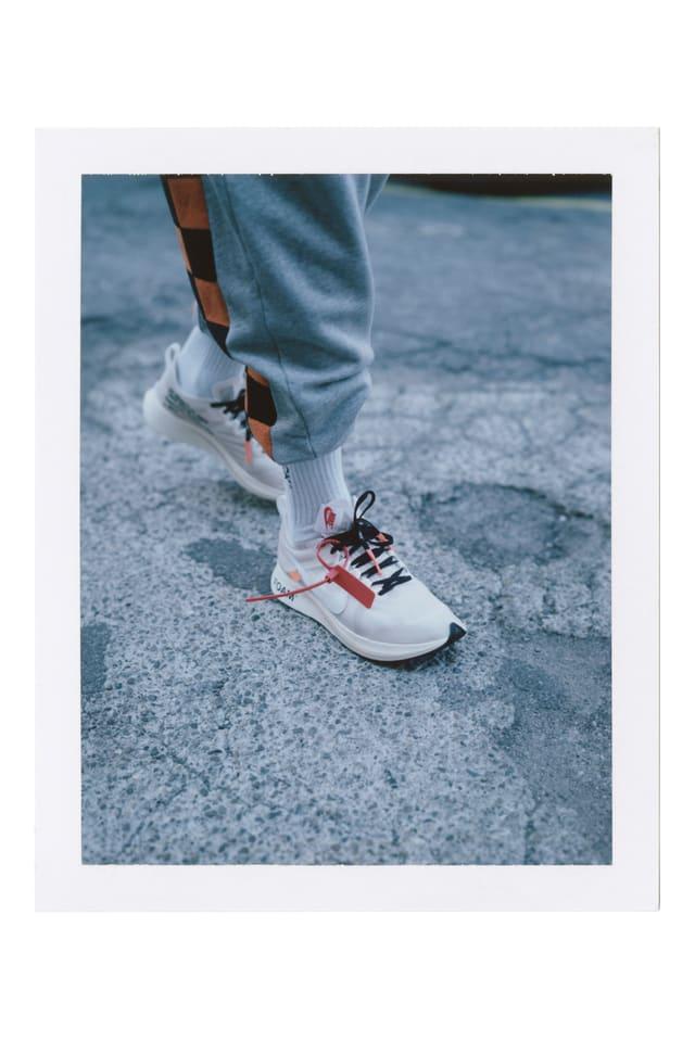 Date de sortie de la Nike The Ten Zoom Fly « Off White