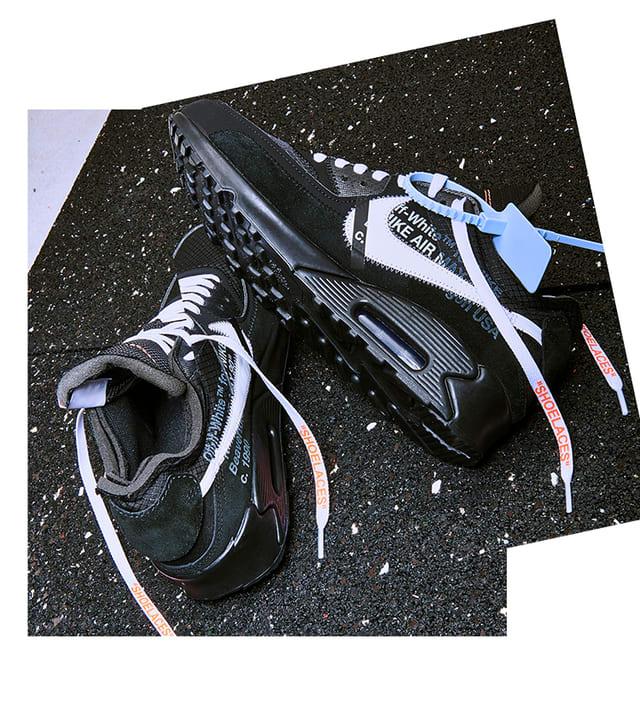 The Ten: Air Max 90 'Black \u0026amp; Cone