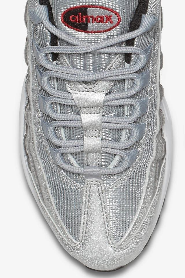 air max donna silver