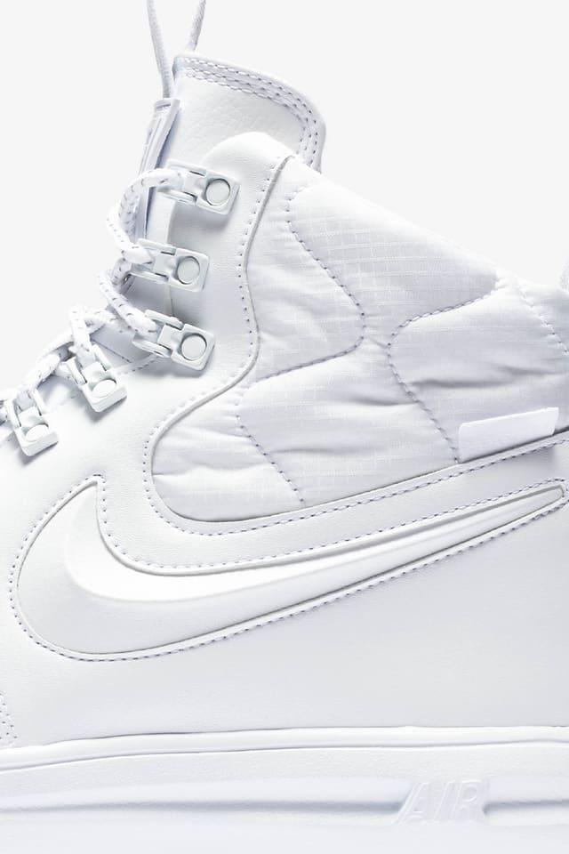 Date de sortie de la Nike Lunar Force 1 Duckboot « Triple