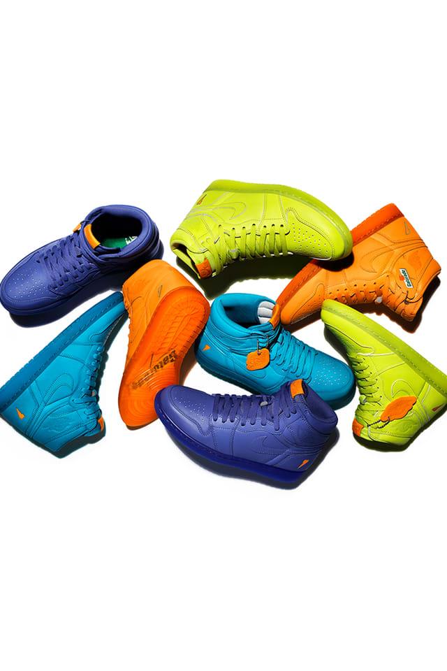 Behind The Design: Air Jordan 1 Gatorade 'Grape'. Nike SNKRS FI