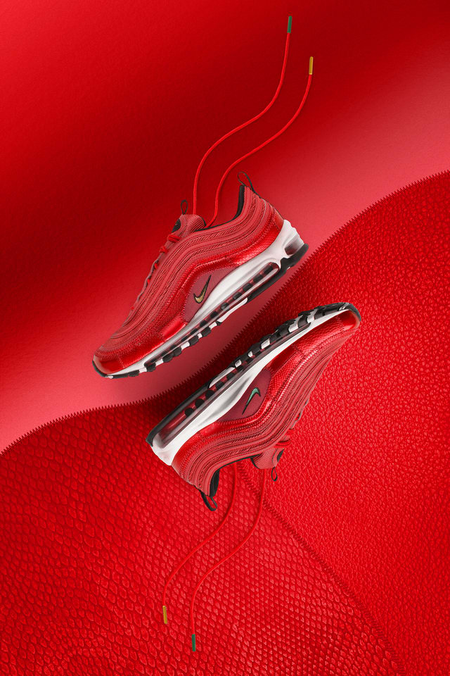 Nike Air Max 97 CR7 'Portugal Patchwork' Release Date. Nike