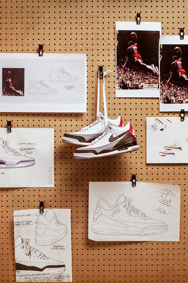 Air Jordan 3 Tinker. Nike SNKRS